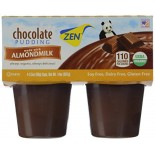 [Zen] Almond Pudding Chocolate  At least 95% Organic