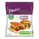 [Nate`S] Meatless Meatballs Classic