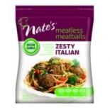 [Nate`S] Meatless Meatballs Zesty Italian