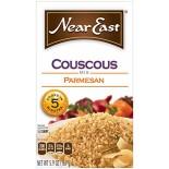 [Near East] Couscous Parmesan