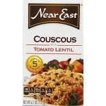 [Near East] Couscous Tomato Lentil