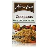 [Near East] Couscous Broccoli