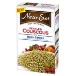 [Near East] Couscous Pearled, Basil Herb & Olive Oil