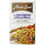 [Near East] Rice Mixes Long Grain & Wild Rice Garlic Herb