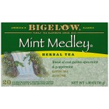 [Bigelow] Herbal Tea Bags Mint Medley