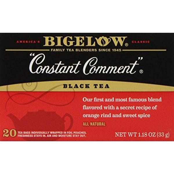 [Bigelow] Teas Specialty Tea Constant Comment