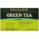 [Bigelow] Teas Specialty Tea Green Tea W/Mint