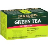 [Bigelow] Teas Specialty Tea Green Tea Mango
