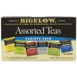 [Bigelow] Teas Specialty Tea Six Asst