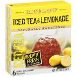 [Bigelow] Teas Specialty Tea Iced,Half N Half Lemonade
