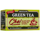 [Bigelow] Teas Specialty Tea Green Chai