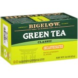 [Bigelow] Decaffeinated Tea Bags Green