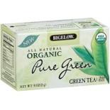 [Bigelow] Green Tea Pure Green  At least 95% Organic