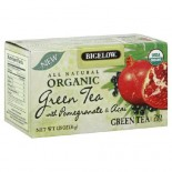 [Bigelow] Special Blends Tea Bags Green w/Pomegranate & Acai  At least 95% Organic