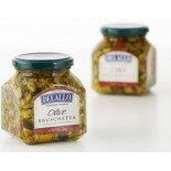 [De Lallo] Specialty Olives Olive Bruschetta