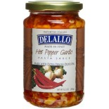 [De Lallo] Pasta Sauces Garlic, Oil & Hot Pepper
