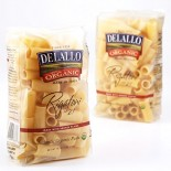 [De Lallo] Organic Semolina Pasta Rigatoni  100% Organic