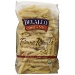 [De Lallo] Organic Semolina Pasta Penne Rigate #36  100% Organic