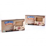 [De Lallo] Imported Italian Pasta Lasagne, Whole Wheat, No Boil  100% Organic