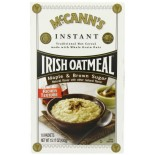 [Mccann`S Irish Oatmeal] Cereal-Hot Instant Maple/Brown Sugar
