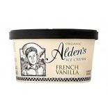 [Aldens Ice Cream]  French Vanilla  At least 95% Organic