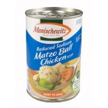 [Manischewitz] Kosher Soups/Boullion Chicken,Matzo Ball,Nat,RS