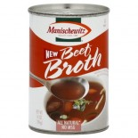 [Manischewitz]  Broth, Beef, Natural