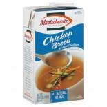 [Manischewitz]  Broth, Chicken, Reduce Sodium, Natural