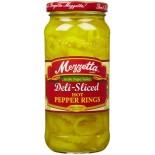 [Mezzetta] Pickled Peppers Hot Pepper Rings, Banana, Deli Slcd