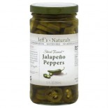 [Jeff`S Naturals] Peppers Jalapeno, Tamed, Sliced