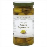 [Jeff`S Naturals] Peppers Peperoncini, Golden Greek