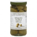[Jeff`S Naturals] Olives Jalapeno Stuffed