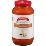 [Mezzetta] Napa Valley Bistro Pasta Sauces Parmesan Asiago Romero, Creamy