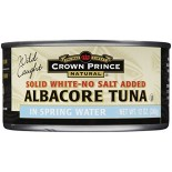 [Crown Prince] Seafood/Fish-Tuna Albacore, NS