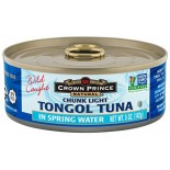 [Crown Prince] Seafood/Fish-Tuna Tongol In Spring Water