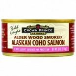 [Crown Prince] Seafood/Fish-Salmon & Other Fish Smoked Alaskan Coho