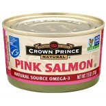 [Crown Prince] Seafood/Fish-Salmon & Other Fish Pink, LS