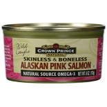 [Crown Prince] Seafood/Fish-Salmon & Other Fish Pacific Pink, Skinless Boneless