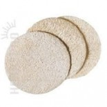 [Earth Therapeutics, Ltd.] Exfoliation Accessories: Loofah Loofah Face Discs