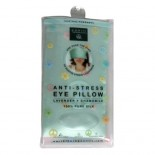 [Earth Therapeutics, Ltd.] Anti Stress Silk Eye Pillow