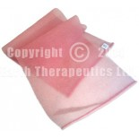 [Earth Therapeutics, Ltd.] Exfoliation Accessories: Specialty Exfoliating Towel, Pink