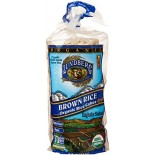 [Lundberg Family Farms] Rice Cakes Brown Rice, Salted  At least 95% Organic