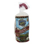 [Lundberg Family Farms] Rice Cakes Wild Rice, Salted  At least 95% Organic