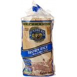 [Lundberg Family Farms] Rice Cakes Brown Rice, Sltd