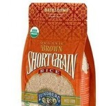 [Lundberg Family Farms] Grains Short Grain Brown Rice  At least 95% Organic