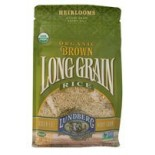 [Lundberg Family Farms] Grains Long Grain Brown Rice  At least 95% Organic