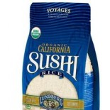 [Lundberg Family Farms] Grains California Sushi Rice  At least 95% Organic