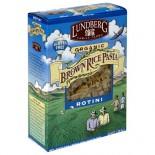 [Lundberg Family Farms] Brown Rice Pastas Rotini  At least 95% Organic