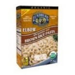 [Lundberg Family Farms] Brown Rice Pastas Elbow  At least 95% Organic