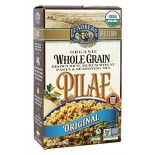 [Lundberg Family Farms] Grains Pilaf, Brown Rice Original  At least 95% Organic